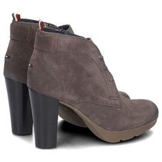 Tommy Hilfiger Clarisa Color Grey Size: *** More info could be found at the image url. (This is an affiliate link) Tommy Hilfiger Women, Gray Color, Booty, Ankle, Grey, Link, Image, Shoes, Fashion