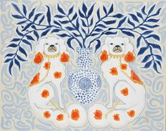 Palm Beach Chinoiserie Prints by Paige Gemmel
