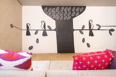 Decora Rosenbaum Temporada 3 - Salão de Jogos. Grafite Derlon. Foto: Felipe Felco Valle Home Decor, Graffiti, Games, Seasons, Decoration Home, Room Decor, Home Interior Design, Home Decoration, Interior Design