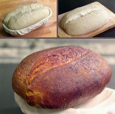 Croissant, Bread Art, Baguette, Ciabatta, Bon Appetit, Bread Recipes, Bakery, Recipies, Food And Drink