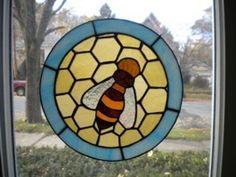 Honeybee - by Fairlight Glass