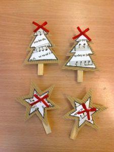 Classe • Arts • Des idées de bricolages pour Noël [Rallye-Liens] ~ Christmas Mood, Christmas Makes, A Christmas Story, Kids Christmas, Diy And Crafts, Crafts For Kids, Theme Noel, Christmas Decorations, Christmas Ornaments