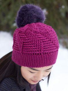 Patons Twist 'n Shout Slouchy Hat, Crochet Pattern Crochet Adult Hat, Crochet Slouchy Hat, Crochet Cap, Knitted Hats, Free Crochet, Fingerless Gloves Crochet Pattern, Crochet Headband Pattern, Knitting Patterns Free, Crochet Patterns