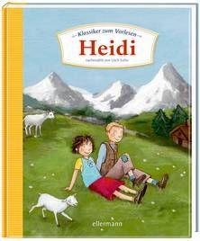 Klassiker zum Vorlesen - Heidi - Luhn / Korthues (ab 4 Jahren)