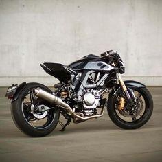 - Grip it and rip it. Suzuki SV650 Café Racer...