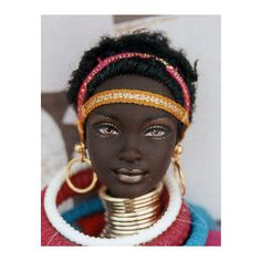 Ethnic Barbie