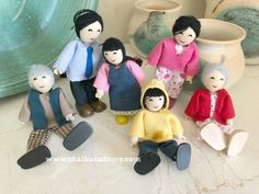 Hape dolls - Asian family: cultural toys for children Holiday Gift Guide, Holiday Gifts, China For Kids, Chinese Holidays, The Ultimate Gift, Learn Chinese, Chinese Culture, Gifts For Family, Cool Toys