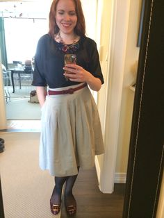 Office look. Outfit