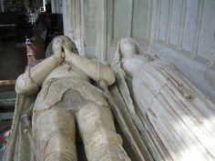 John de la Pole, 2nd Duke of Suffolk, KG (27 Sept 1442 – between 29 Oct 1491 and 27 Oct 1492) Husband of Elizabeth Plantagenet of York, sister of Edward IV, King of England and Richard III, King of England. Buried in St Andrew's Church, Wingfield, Suffolk.