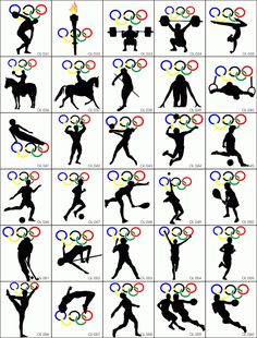 Olympics great display of team support! Summer Olympics Sports, Kids Olympics, Rio Olympics 2016, Winter Olympics, Olympic Idea, Olympic Sports, Olympic Games, Olympic Gymnastics, Reading Themes