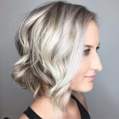 medium hairstyle bob cut