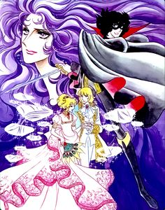 Versailles no bara | Riyoko Ikeda | Berdnard Chatelet