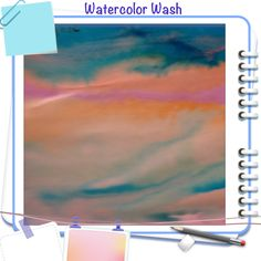 Sunny Daz 4 U: WATERCOLOR WASH #ART With Kinder #Kids. So beautiful and easy.  #Education Tips from Teacher of 20+ years.  Wishing Sunny Days 4 U!  SunnyDays4U.blogspot.com