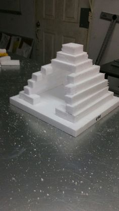 Pyramid School Project, Stair Pads, Stairs Covering, 3rd Millennium, Step Pyramid, Concrete Stairs, Stairway To Heaven, Stair Railing, Ancient Civilizations