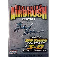 Mickey Harris Beginning Airbrush Airbrushing DVD Mickey Harris http://www.amazon.com/dp/B002TI3WJ2/ref=cm_sw_r_pi_dp_BLGFub1PJYT1V