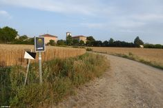 Road to Villambistia #Camino 2015 july McG