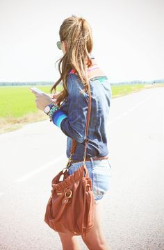 Scent of Obsession fashion blog - daily style, travels and style tips : Blue Jeans
