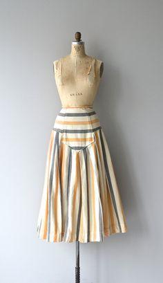 Edwardian Charm skirt antique 1910s skirt vintage by DearGolden