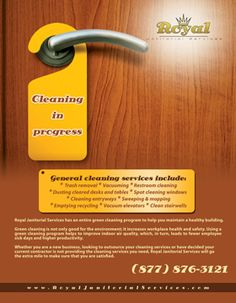 Door Hangers Provide An EyeCatching Professional Representation