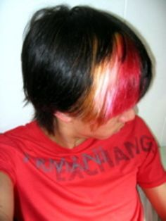 How to Bleach Dark Hair Blond and Dye it Punky, Funky Colors - Yahoo! Voices - voices.yahoo.com