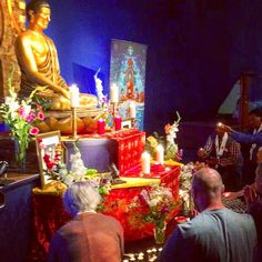 Recorded at the 2016 Triratna International Convention as part of a puja to welcome new members of the Order.  The 'Bodhichitta' is sometimes rendered as the 'will to Enlightenment' or the 'heart-mind of Enlightenment' - signifying the complete dedication of our efforts to cultivate wisdom and compassion, in line with the Buddha's teachings, making no distinction between our own well-being and that of others. In that sense the development of Bodhichitta is a truly communal practice, and…