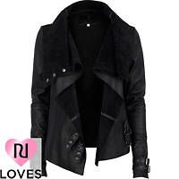 Love this River Island leather jacket #vcukwearyourwardrobe