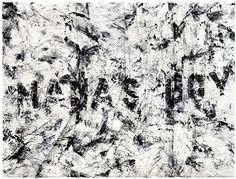"Angel Otero Untitled, Temporary Label ""SK-HK"" 2012 Miami Basel"