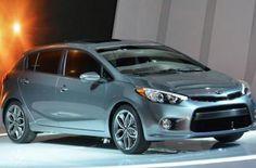 KIA Rio Hatchback auto - http://autotras.com