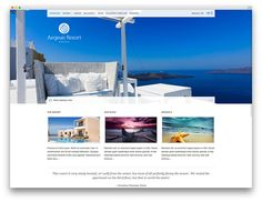 aegean classic resort theme