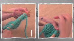 How to Knit Cable Stitch Video Tutorial | Knitting Tips from We Are Knitters, Learn to Knit!