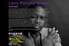 LARRY PONCHO BROWN