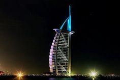 "37 Likes, 4 Comments - Fun Desert Safari (@fundesertsafari) on Instagram: ""#Repost @metalfarmer ・・・ Another #iconic #tower in Dubai , the #burjalarab , long exposure shot . .…"""