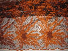 French Net Lace African Lace Fabric-2
