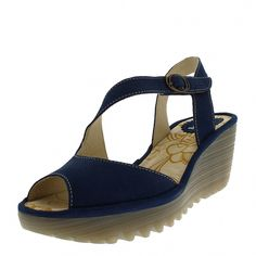 451db498bd1e8 FLY London Womens yamp 836 Nubuck Sandals. Comfortable and stylish