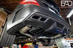 #Mercedes_Benz_C63 #Black_series with Fi #exhaust - Installation / More: www.fi-exhaust.com / TEL : +886-2-26188966 / Email : info@fi-exhaust.com