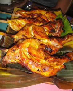 Chicken Inasal - Bacolod City, Philippines