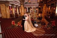 Robert Harris Photography: A Christmas Wedding