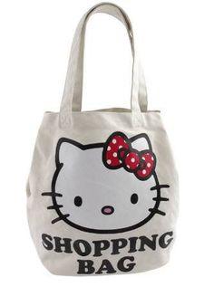 Marque : Hello Kitty by Camomilla, Borsa tote donna #borse