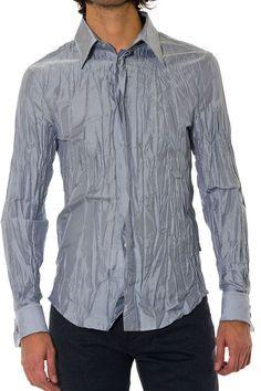 camicia Just Cavalli - abbigliamento CAMICIE uomo chiari - Outlet moda Luxyuu.it