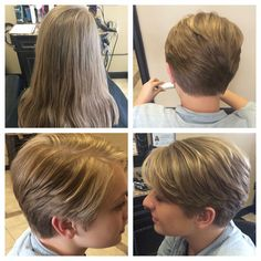 Partial highlight cut and style #hair  #hairstylist  #tuscaloosahairstylist  #highlights #cosmetology http://tipsrazzi.com/ipost/1508856172961379790/?code=BTwiLHuhLXO