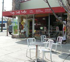 Tay Tah Cafe - Solano Ave - Berkeley, CA