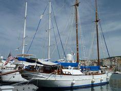 Greek schooner for sale through Nikos Odysseas Papadakis - Brokerage - SuperyachtTimes.com