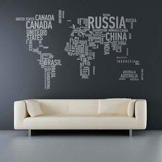 verdenskartet