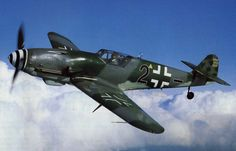 ME-109 - : Yahoo Search Results The Me 109 accompanied the diver-bomber Junkers Stukas after the attack mission to give them all the protection they required,