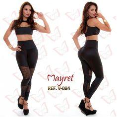 LEGGINS V084  Puedes comprarlo ya en nuestra página web www.mayret.com