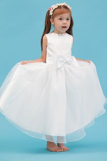 Cheap Flower Gril Dress