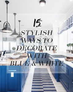 15 ways to decorate with blue Decorating with Blue & White: Coastal Living Idea House Bedroom Themes, Bedroom Decor, Bedroom Ideas, Beach House Decor, Diy Home Decor, Coastal Living Rooms, Layout, Cottage Design, White Houses