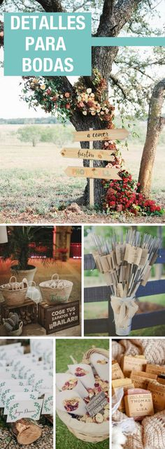 25 ideas originales para una boda increíble Original details for weddings ➜ 13 ideas to surprise your guests. Diy And Crafts Sewing, Diy Crafts, Ideas Para Fiestas, Craft Wedding, Wedding Videos, Planner, Crafts For Teens, Craft Videos, Adoption