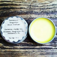 "I will be making this solid perfume shortly. Wanted to share the site because there are other great ""recipes"" for DIY beauty products..."