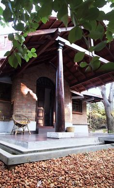 shama_dalvi_auroville Bay Of Bengal, Art Village, Pondicherry, French Colonial, South India, Beautiful Space, Traditional House, Kerala, Farm House
